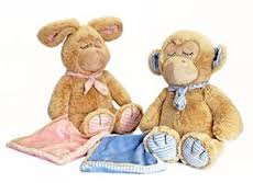 Sleepy Shore New Born Baby Girl or Newborn Baby Boy Teddies