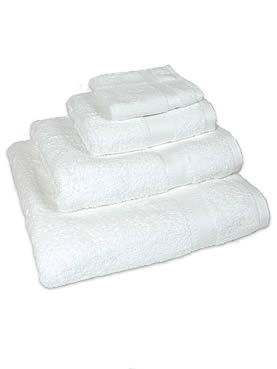 Hand Towel - White